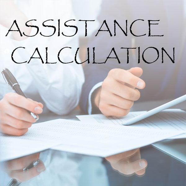 Assistance Calculation